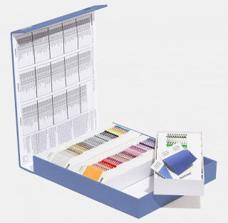 New Pantone Polyester Swatch Book Price in Bangladesh