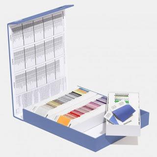 Pantone Polyester Swatch Book Bangladesh