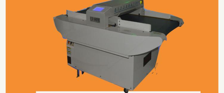 Needle Detector Conveyor Belt AV Type Textile Price Bangladesh