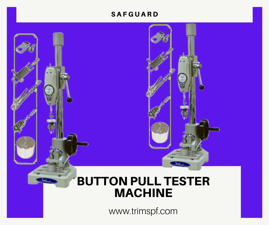 SafGuard Button Pull Tester Machine Price in Bangladesh